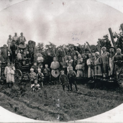 Gruppenfoto Weinlese