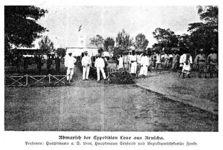 Deutsche Kolonialzeitung vom 03.08.1907