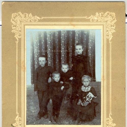 unbekannte Kinder