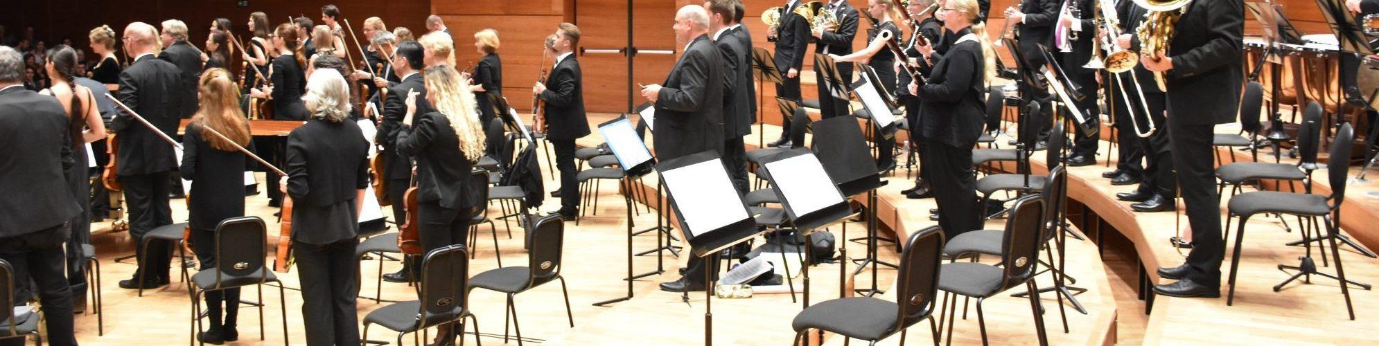 Brahms in Skopje, Deutsche Rhein-Philharmonie