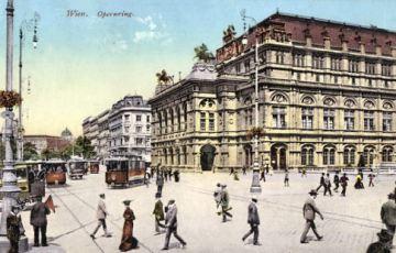 Wien - Opernring