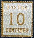 10 Centimes
