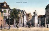 Ansbach, Schlosstor