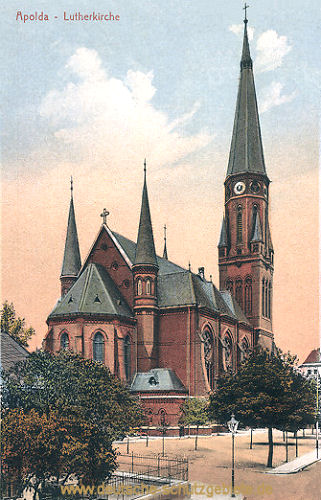 Apolda, Lutherkirche