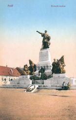 Arad, Kossuth-szobor (Kossuth-Denkmal)