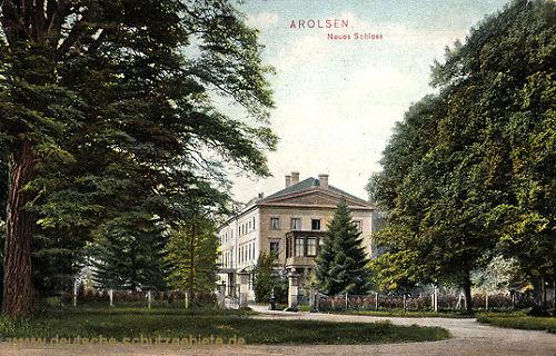 Arolsen, Neues Schloss