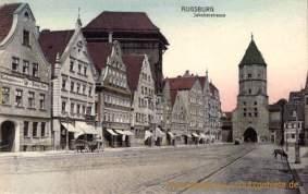 Augsburg, Jakoberstraße