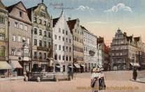 Augsburg, Maximilianstraße