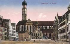 Augsburg, St. Ulrich