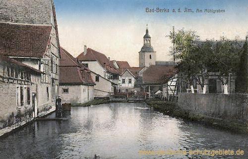 Bad Berka, Am Mühlgraben