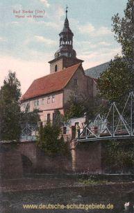 Bad Berka, Pfarrei mit Kirche
