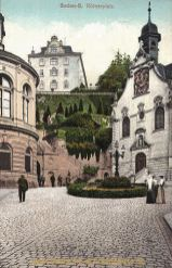 Baden-Baden, Römerplatz