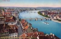 Basel, Rheinbrücken