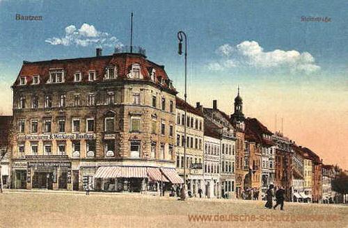 Bautzen, Steinstraße