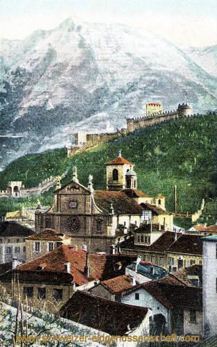 Bellinzona, Duomo e Castello