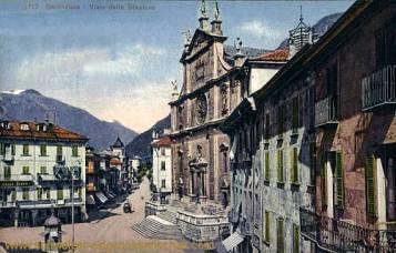 Bellinzona, Viale della Stazione
