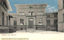 Berlin, Königliche Charité, Frauenabteilung