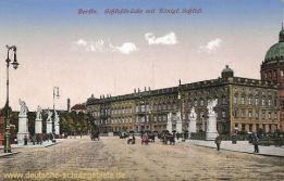 Berlin, Schlossbrücke mit Königlichem Schloss