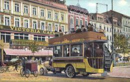 Berlin, Unter den Linden, Automobilbus