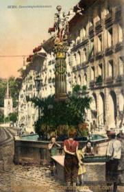 Bern, Gerechtigkeitsbrunnen