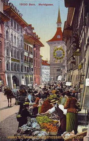 Bern, Marktgasse