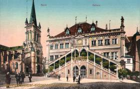 Bern, Rathaus