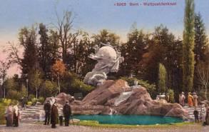 Bern, Weltpostdenkmal