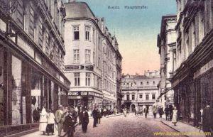 Bielitz, Hauptstraße