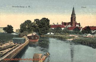 Brandenburg, Dom