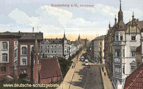 Brandenburg a. H., Jakobstraße