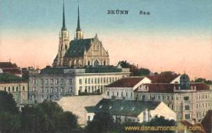 Brünn, Dom