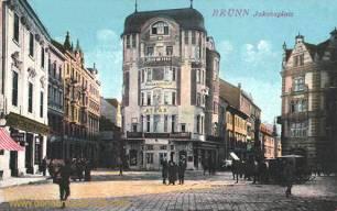 Brünn, Jakobsplatz