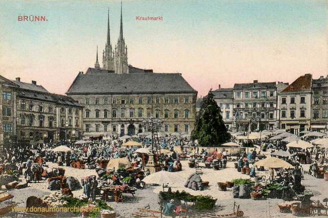 Brünn, Krautmarkt