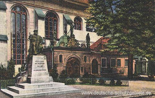 Celle, Denkmal Ernst der Bekenner