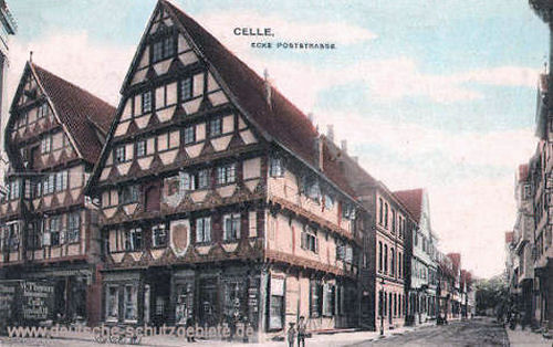 Celle, Ecke Poststraße