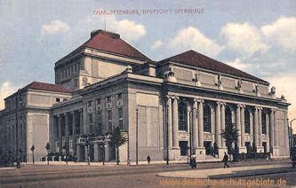 Charlottenburg, Deutsches Opernhaus