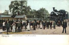 Chemnitz, Lokomotiventransport der Sächsischen Maschinenfabrik