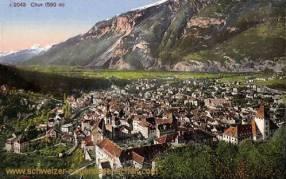 Chur (590 m)