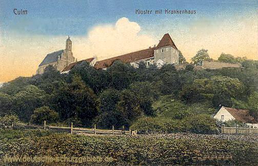 Culm, Kloster mit Krankenhaus