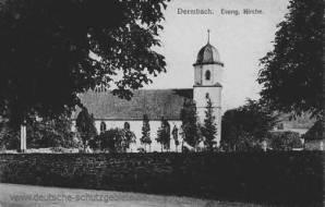 Dermbach, Evangelische Kirche
