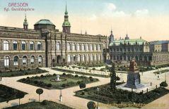 Dresden, Königliche Gemäldegalerie