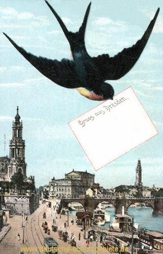Gruß aus Dresden