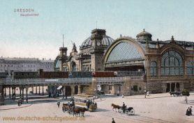 Dresden, Hauptbahnhof
