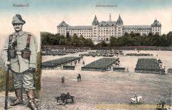 Dresden-Neustadt, Schützenkaserne