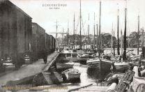 Eckernförde, Am Hafen