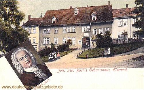 Eisenach, Bachhaus
