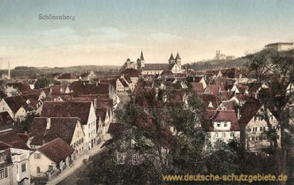 Ellwangen, Schönenberg