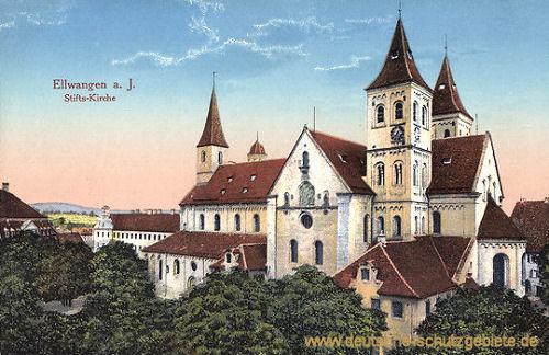 Ellwangen a. J., Stiftskirche