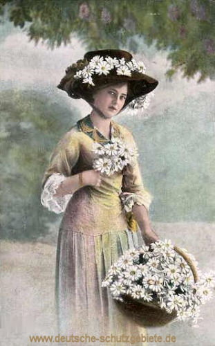 Emden, Blumentag 25. Juni 1911