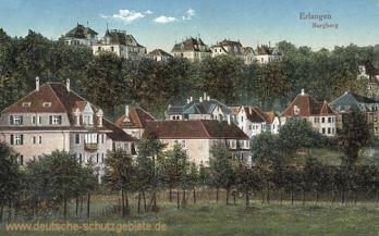 Erlangen, Burgberg